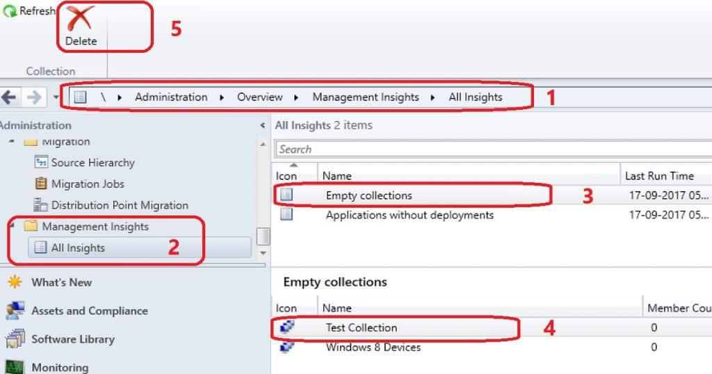 What is SCCM CB Management Insights