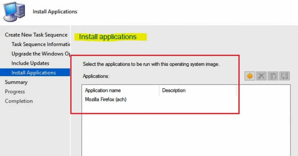 SCCM Windows 10 1709 In-Place Upgrade Task Sequence
