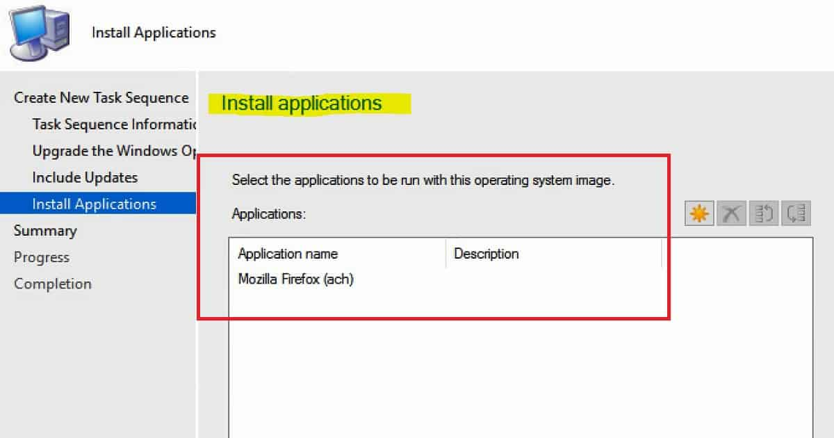 How to Create SCCM Windows 10 1709 Upgrade Task Sequence