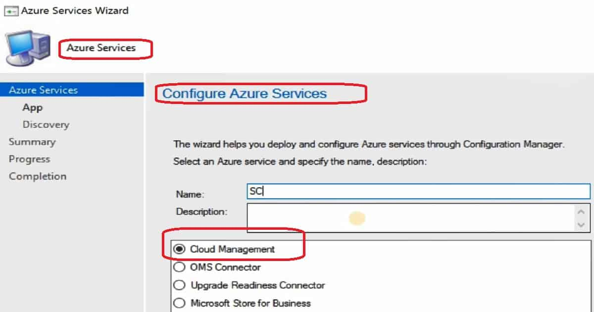 Video Tutorial How to Setup SCCM Azure AD User Discovery