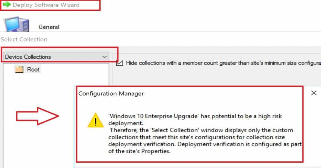 Windows 10 1709 Upgrade Using SCCM Task Sequence