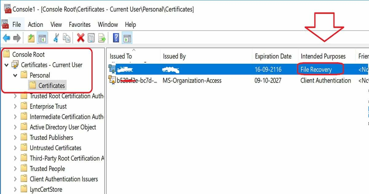 Decrypt Files Protected Intune SCCM WIP Policy