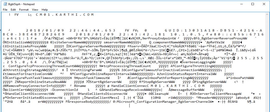 SCCM Client Online Status in SCCM Console 6