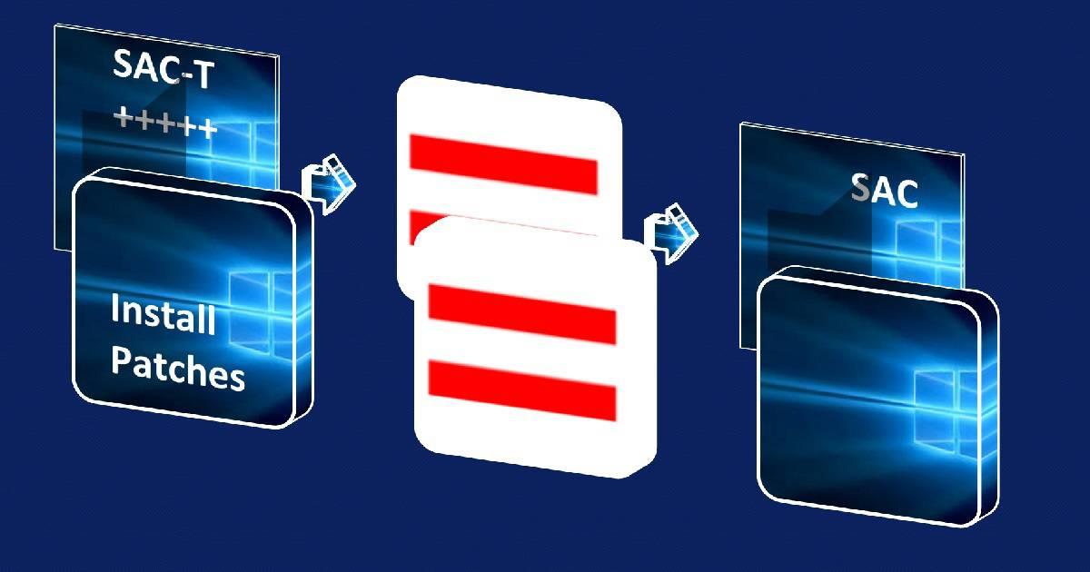 Windows 10 SAC-T and SAC ISO Medias