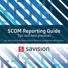 eBook on SCOM Reporting