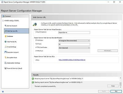 The Complete Guide for SCCM Server Migration Part 1 - SQL 2017 13