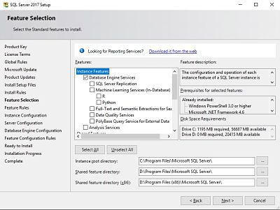 The Complete Guide for SCCM Server Migration Part 1 - SQL 2017 5