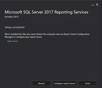 The Complete Guide for SCCM Server Migration Part 1 - SQL 2017 12
