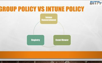 Group Policy Vs Intune Policy