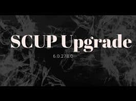 SCUP Upgrade