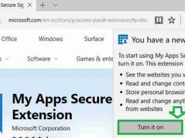 My Apps Secure Sign-in