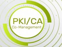 Co-Management PKI CA Setup Certificate