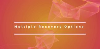Multiple Recovery Options