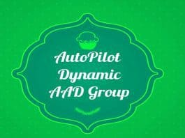 Windows AutoPilot Profile AAD Dynamic Device Groups