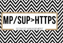 HTTPS MP SUP Configurations and Setup IIS