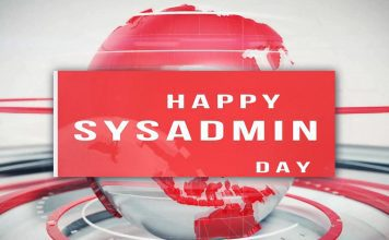 Happy SysAdmin Day 2018