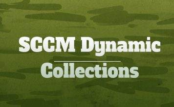 SCCM Dynamic Collection