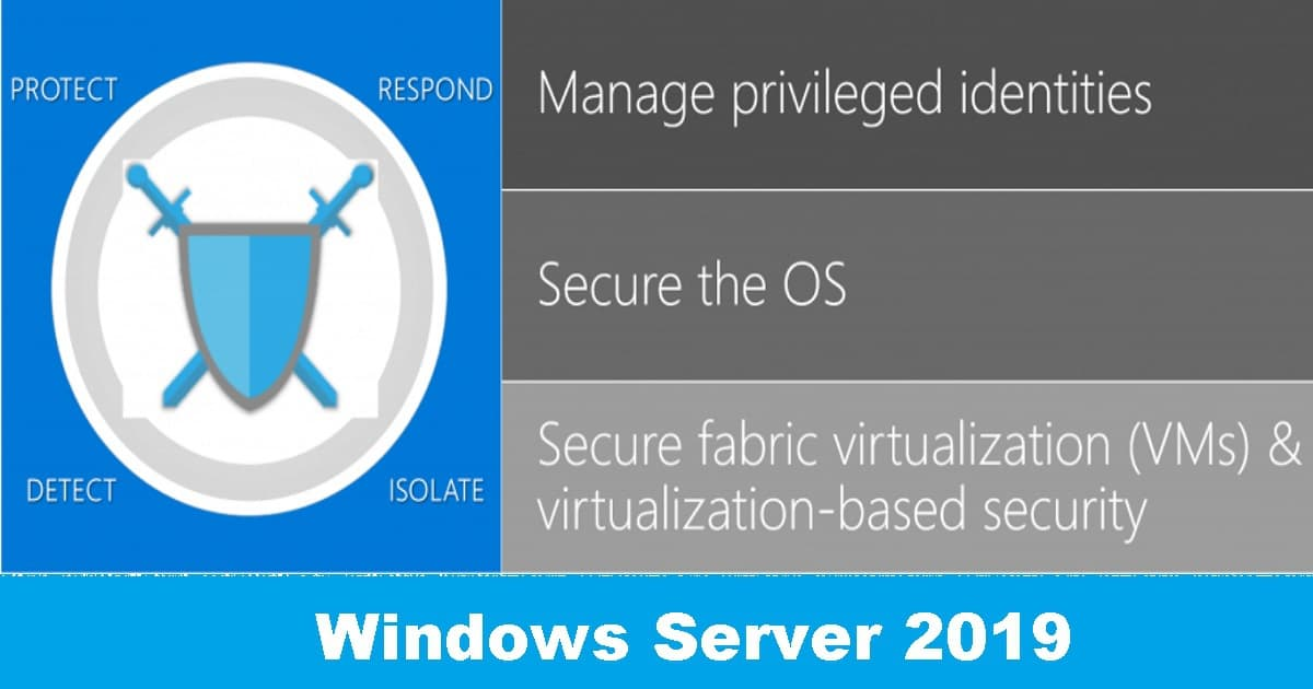 Windows Server 2019 Webinar