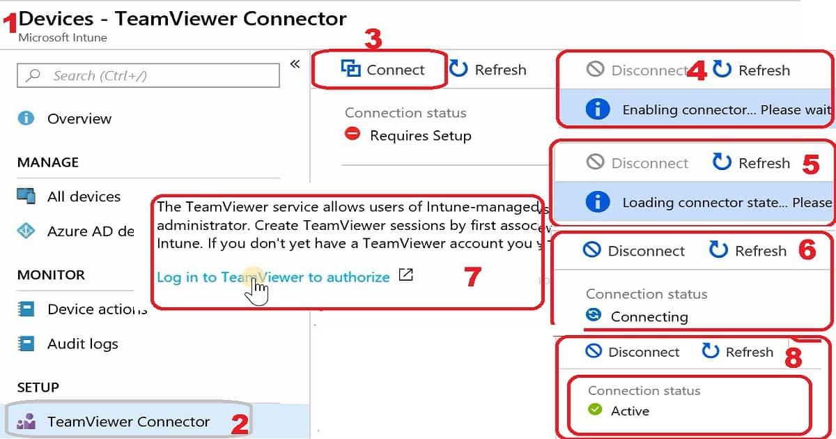 Intune remote assistance