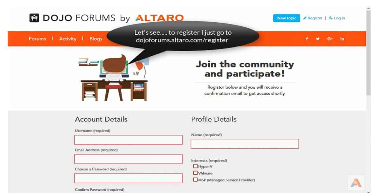 Hyper-V Community Forum