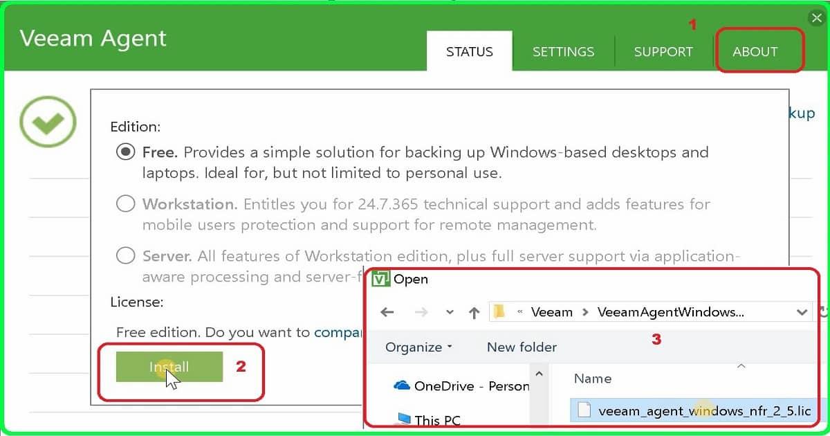 Free Windows 10 Backup Tool