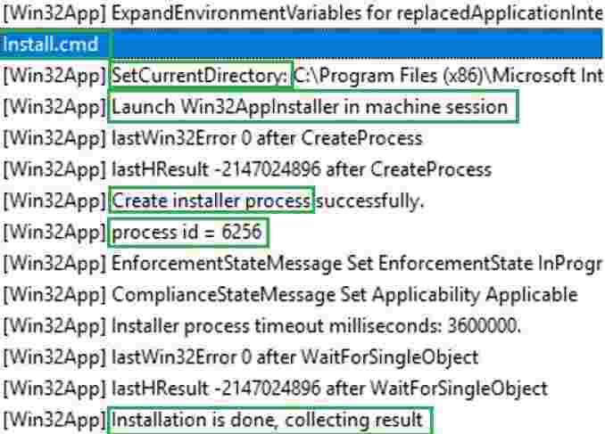 Intune Win32 App Troubleshooting Client Side Deep Dive