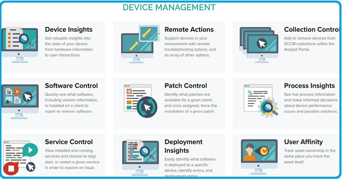 Remote Management Apps - Cireson - Device Management