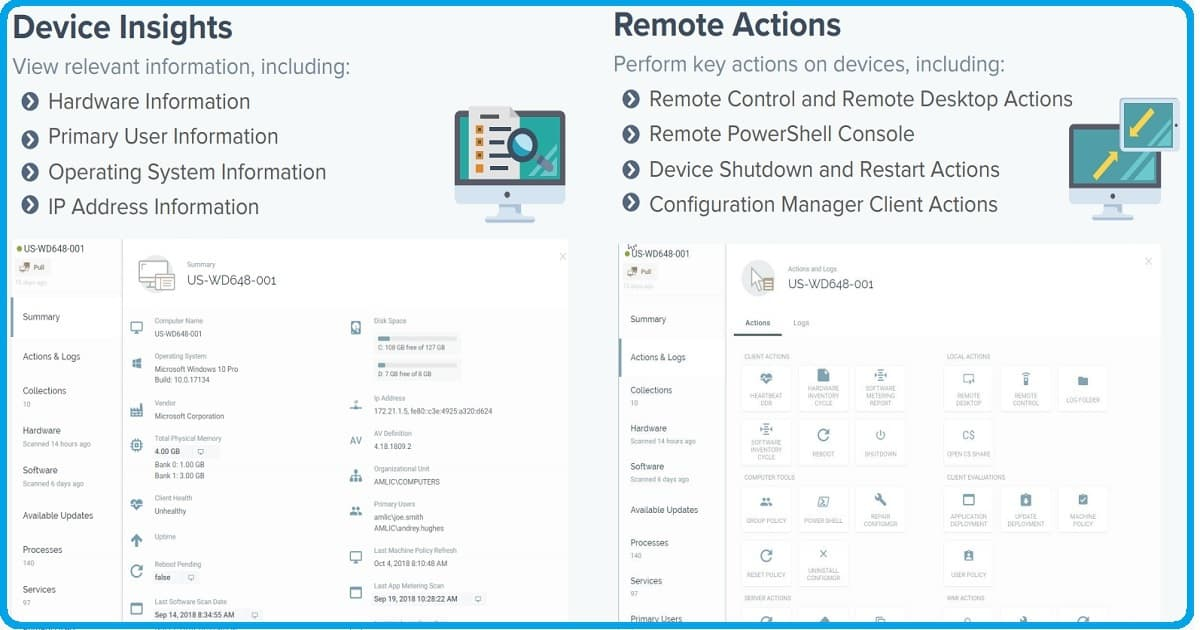 Remote Management Apps - Cireson