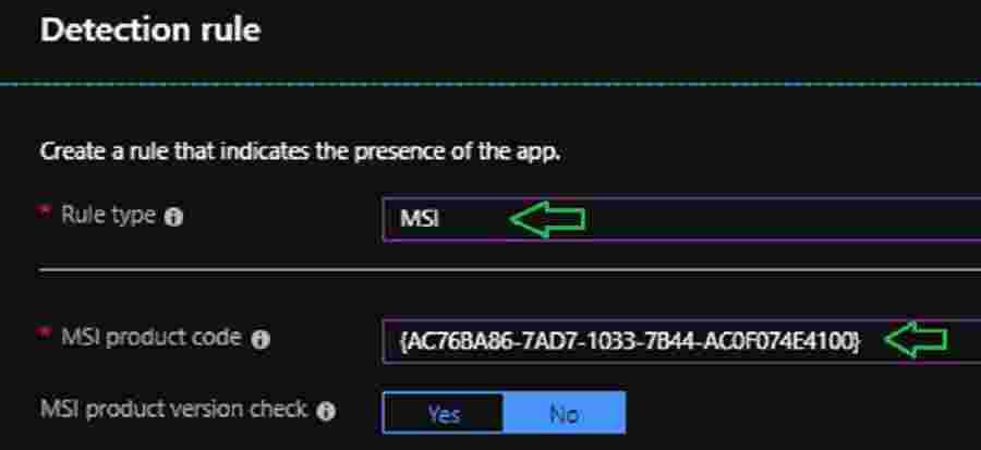 Intune Win32 App Deployment using Modern Management 6