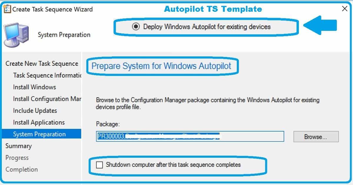 SCCM 1810 Improvements-WindowsAutopilot