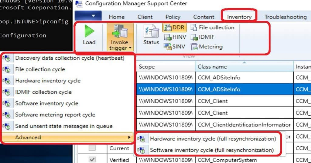SCCM Troubleshooting Tool -Support Center  ConfigMgrSupportCenter.exe 6