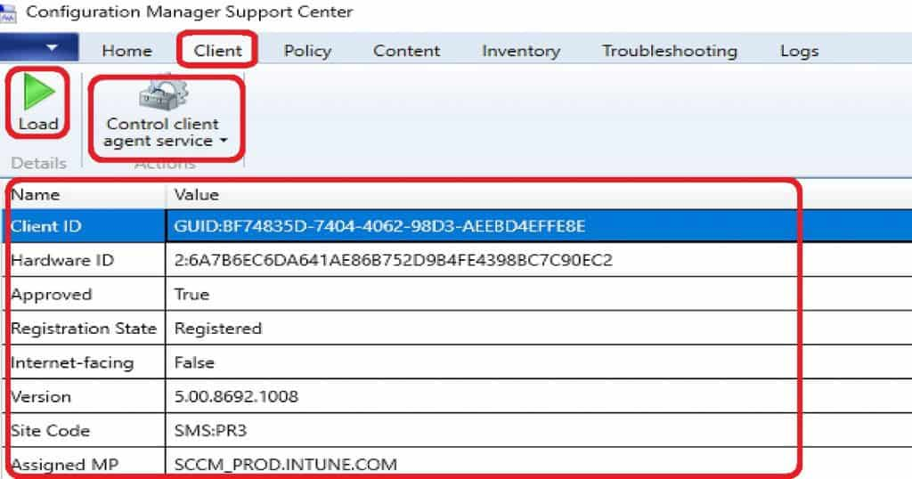 SCCM Troubleshooting Tool - Support Center | anoopcnair com