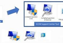 SCCM Support Center Log Viewer CMTrace