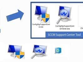 SCCM Support Center Log Viewer CMTrace