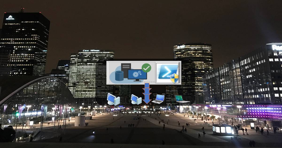 SCCM PowerShell Scripts -7Zip App Uninstall
