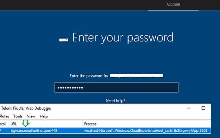 Autopilot User Authentication