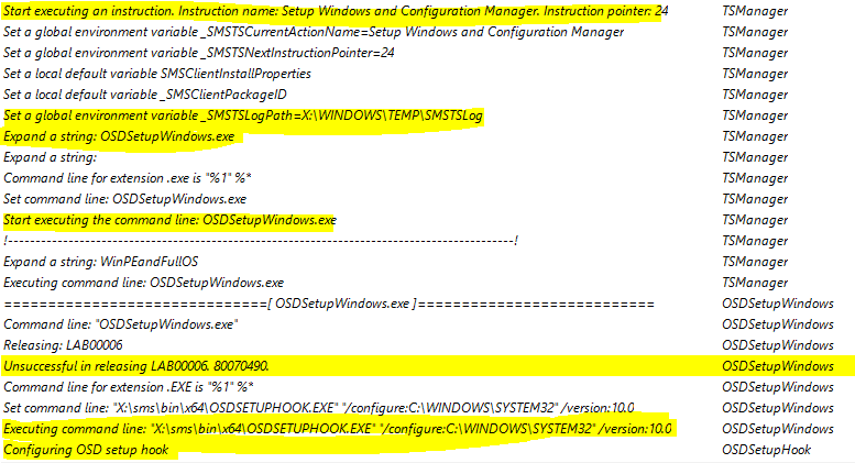 SCCM OSD Task Sequence Ultimate Guide 5 Understand Process