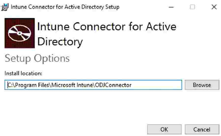 ODJConnectorBootstrapper.exe  Intune Connector for Active Directory