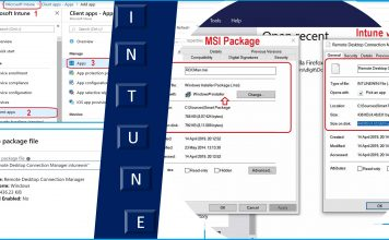Learn How to Convert MSI Packages to IntuneWin Package - Home