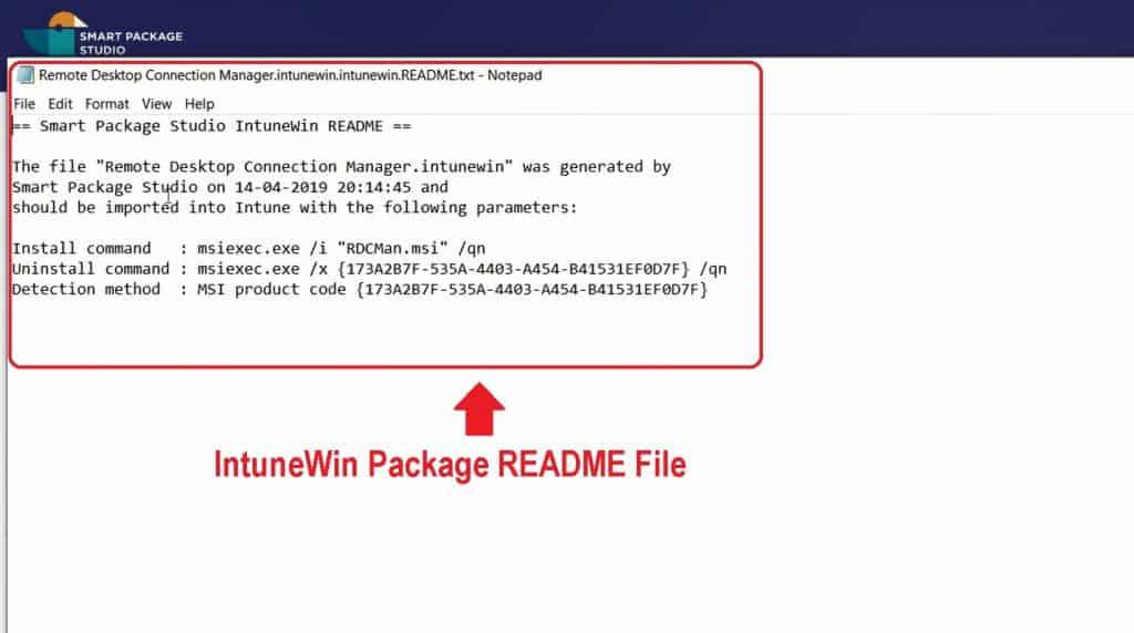 Convert MSI to IntuneWin Packages Smart Package Studio IntuneWin Tool 5