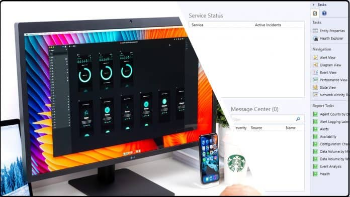 Monitor Office 365 Home