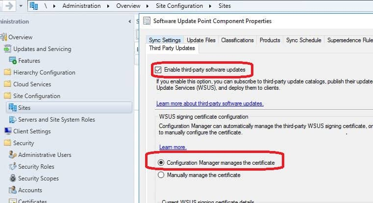 SCCM Third-Party Updates Step by Step Background Process Guide Post 3 1