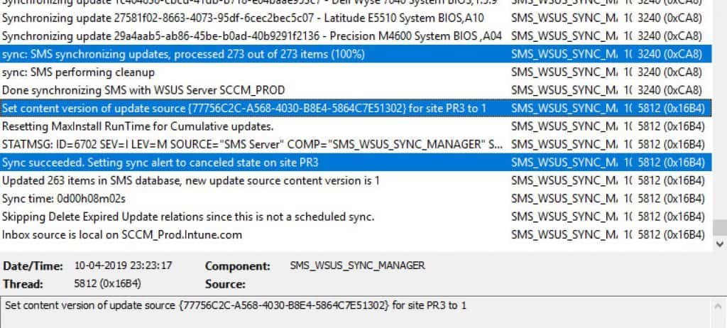 SCCM Third-Party Updates Step by Step Background Process Guide Post 3 10