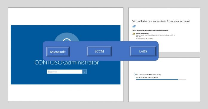 SCCM Co-Management Virtual Lab