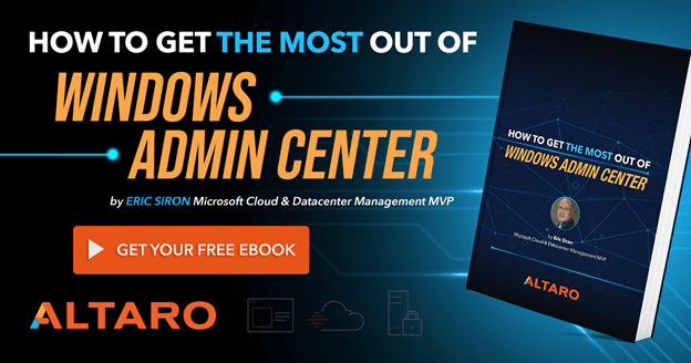 Download - Windows Admin Center eBook
