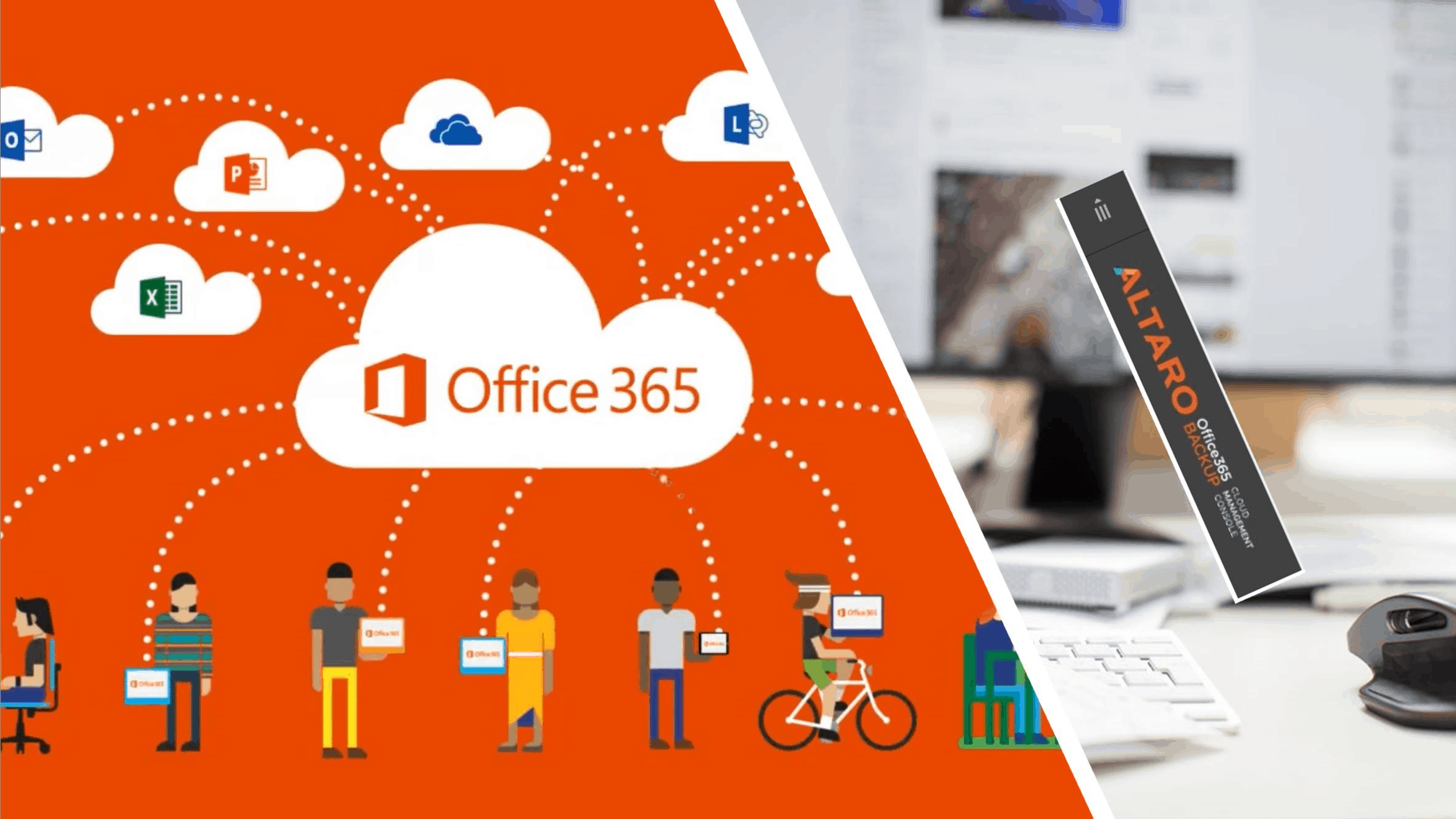 Altaro Office365 Backup Guide Step By Step Video Part 1