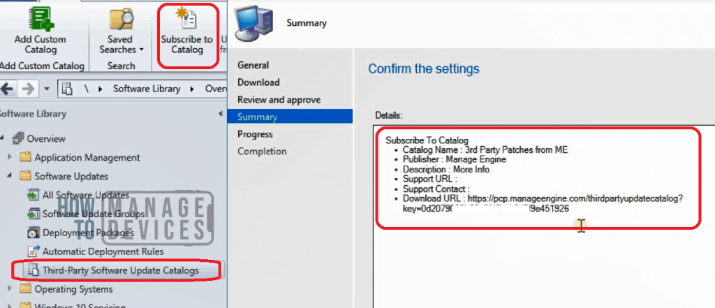 Patch Chrome with SCCM - Subscribe to Patch Connect Plus Catalog
