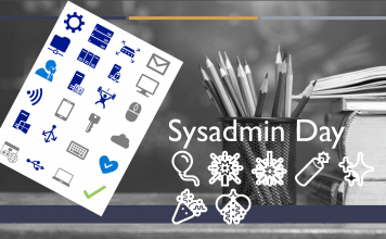 Sysadmin Day 2019