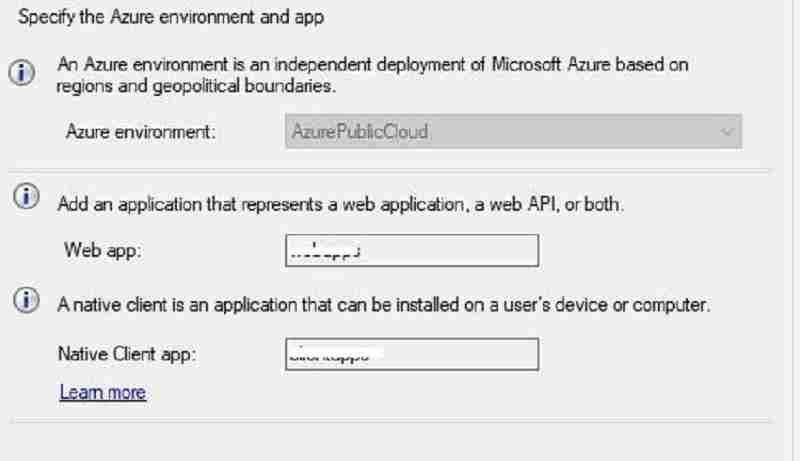 Azure webapps - New SCCM CMG Setup Guide