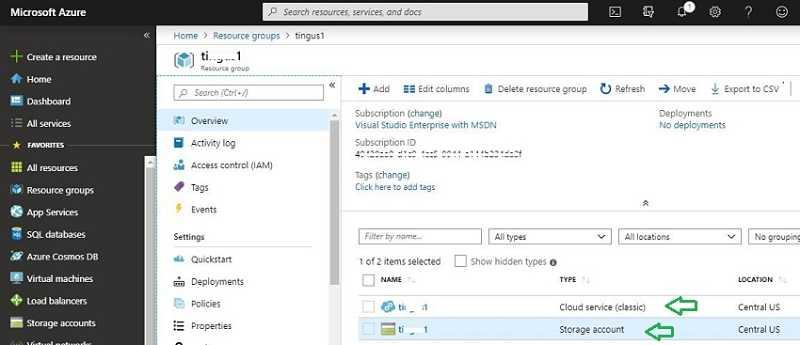Azure Resource deployment CMG - New SCCM CMG Setup Guide